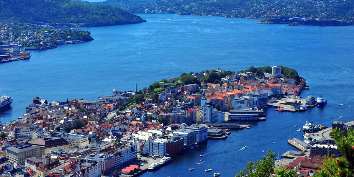Image of Opens its 15th office in the capital of Western Norway