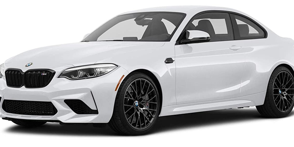 Image of Stolen BMW M2 found in garage facility