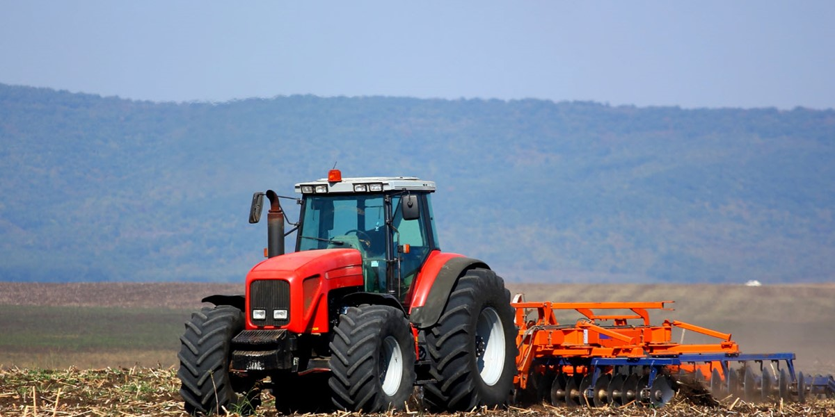 Stolen tractors and construction machinery disappear without GPS tracking